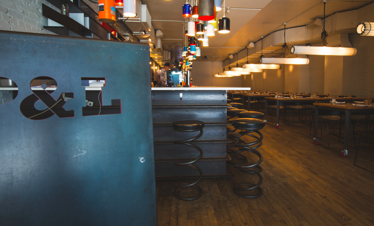 parts and labour bar