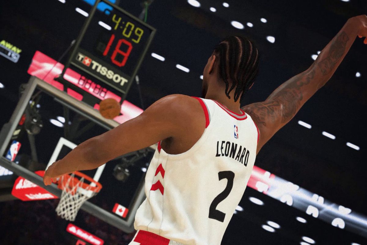 The Unavoidable Reality Behind Nba 2k20 S Avoidable