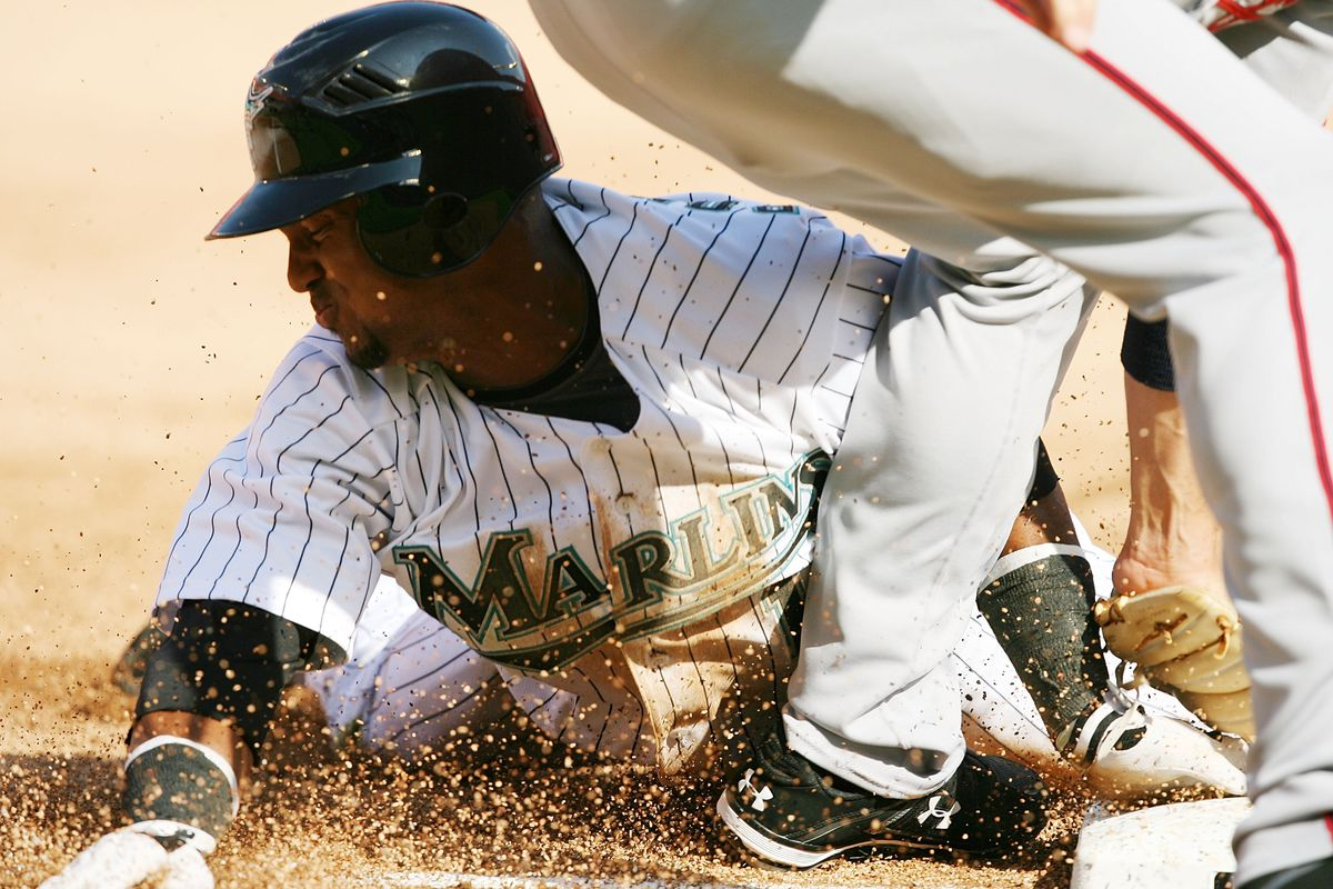 Emilio Bonifacio played third base for Miami at one point. Who will be playing at the hot corner for Miami in 2013?