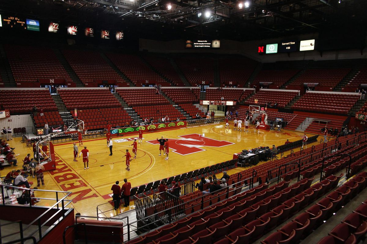 Ohio State closes its 2012-2013 series with Nebraska.