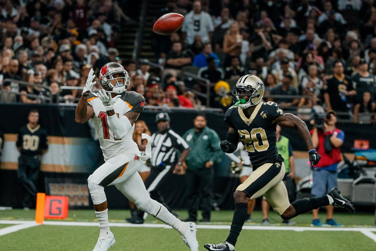 0316f435dc8c9 The Saints Can't Give Up 500 Yards and 48 Points to the Buccaneers ...