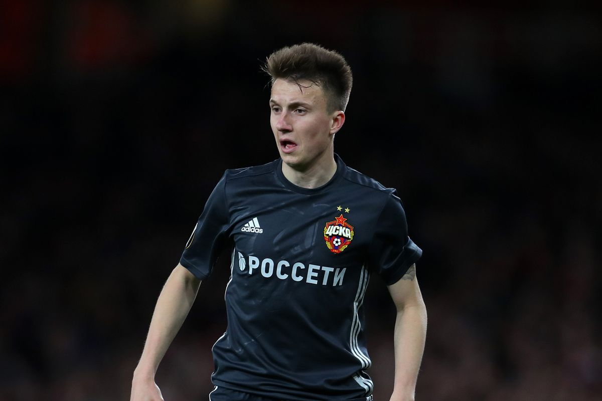Chelsea To Shore Up Loan Army With CSKA Moscow Midfielder