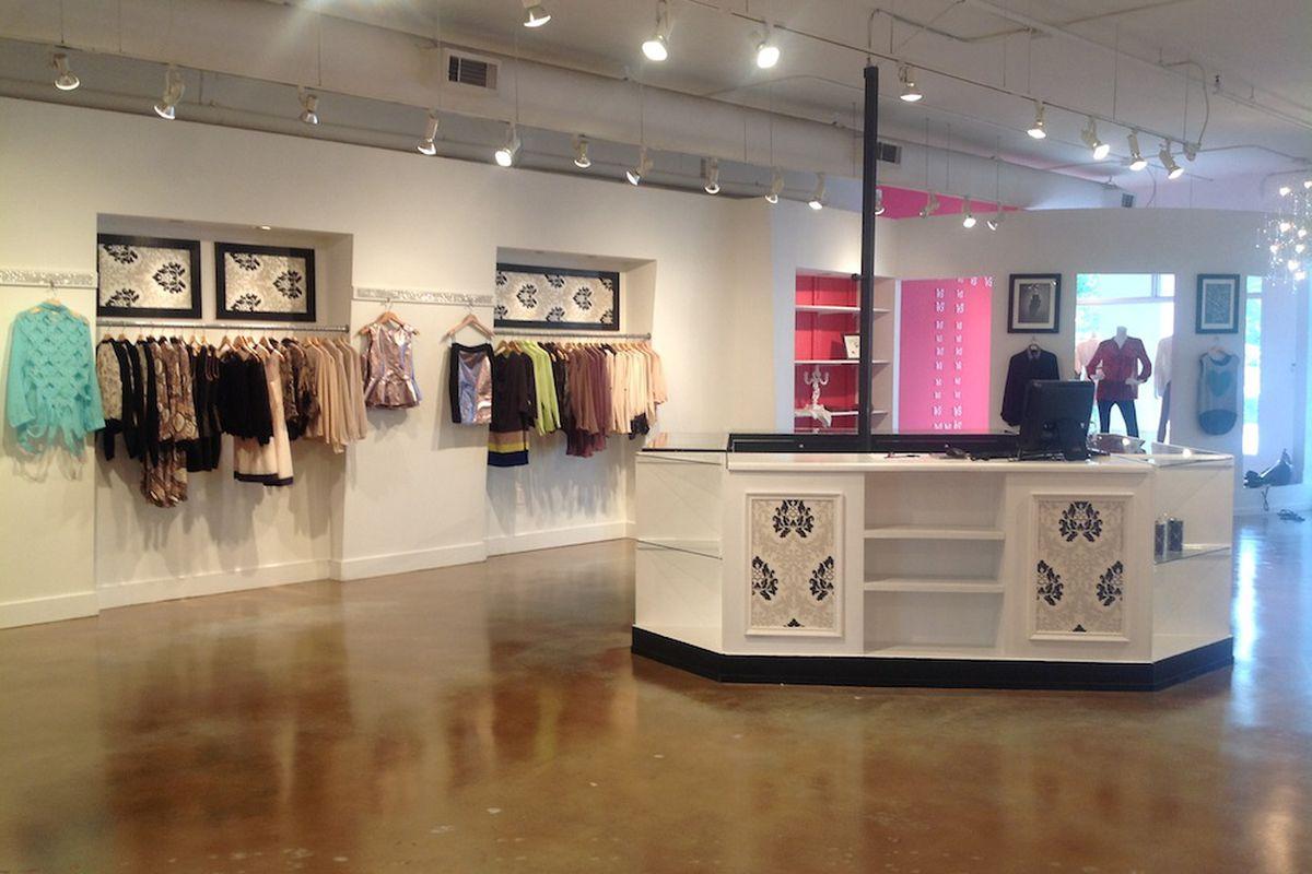 TAGS Boutique in Atlanta