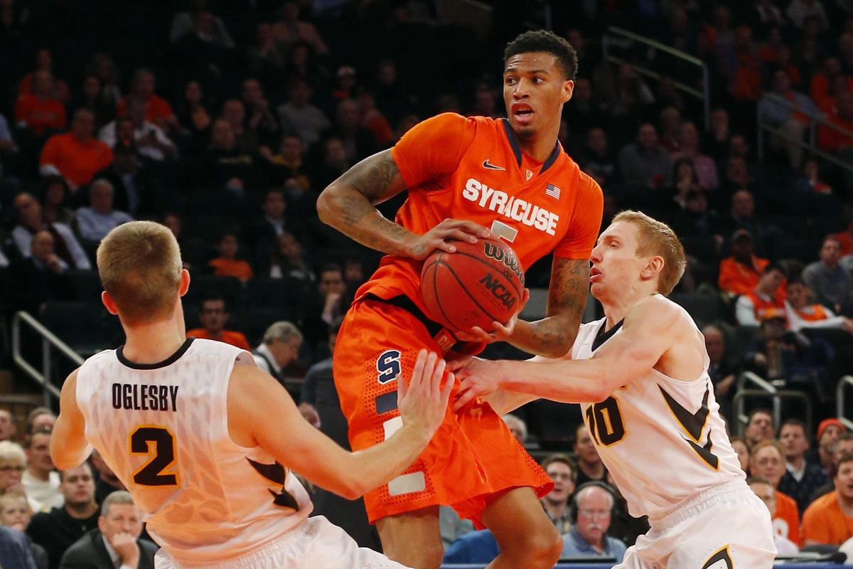 A Request For Syracuse Basketball Fans Re Chris Mccullough Troy