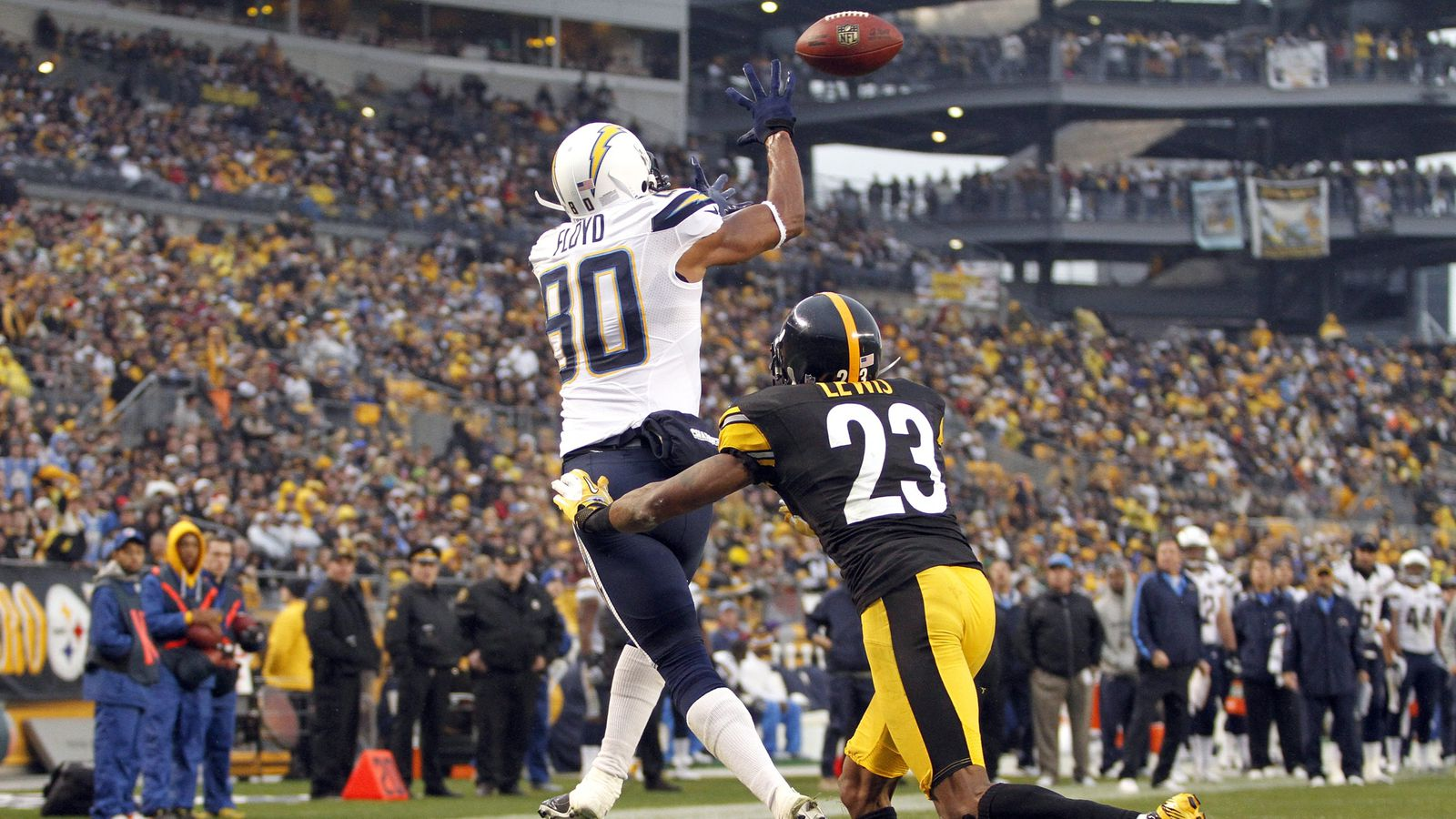 Steelers Vs Chargers Postgame Coverage Behind The Steel