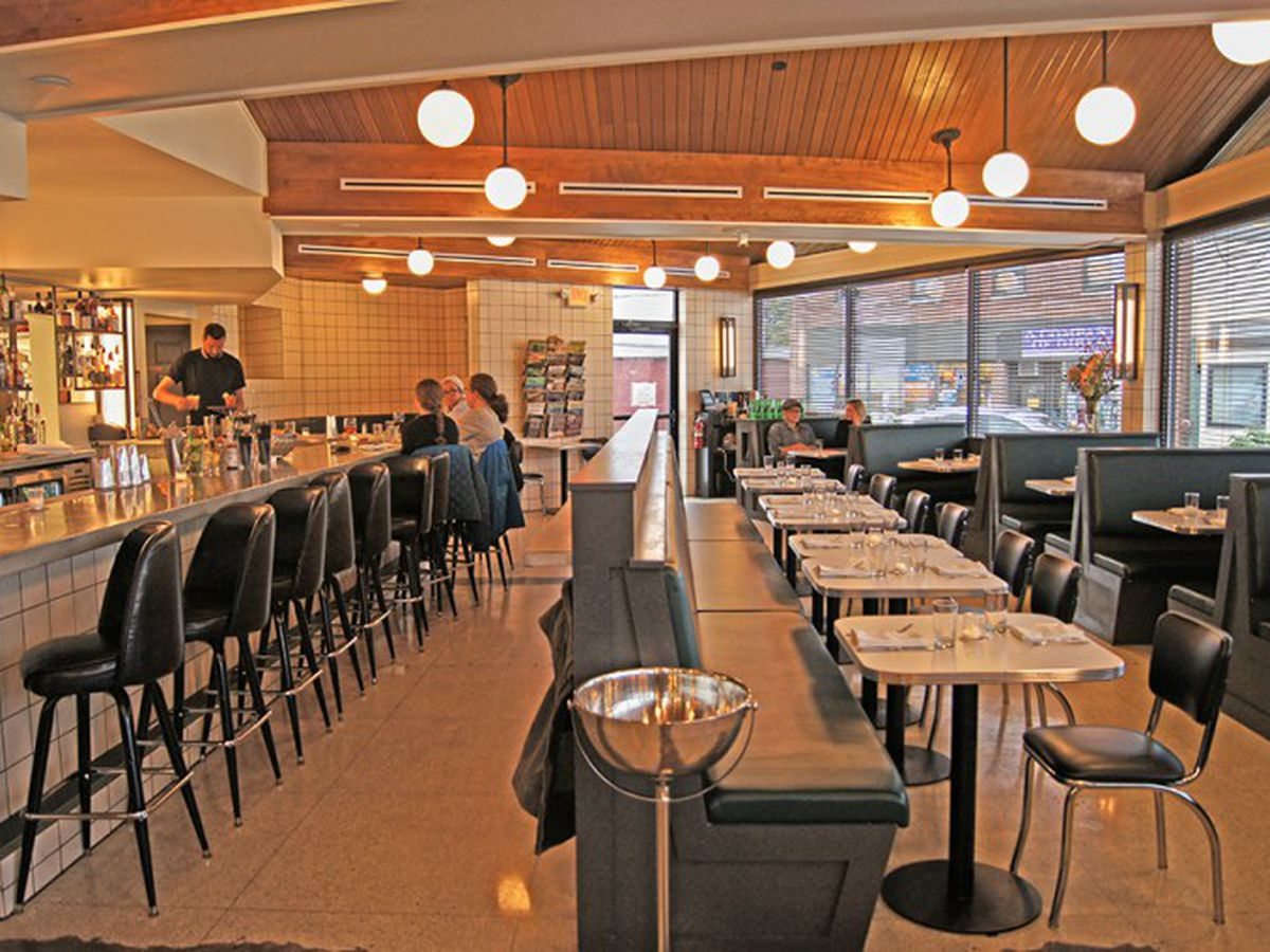 Newcomer Woodford F&B in Portland offers a great brunch prix fixe deal.
