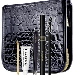 <b>Add instant glamour with a lush lash.</b> I love a faux lash for adding definition and drama to any look. With the right tools, lashes are easier than ever to apply, and I've recently expanded my lash bar to include styles that range from subtle to sta