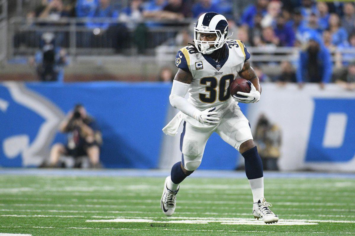 NFL: Los Angeles Rams at Detroit Lions