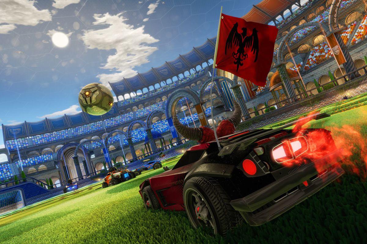 Rocket League's latest patch kicks off season 1, lets PC users ditch