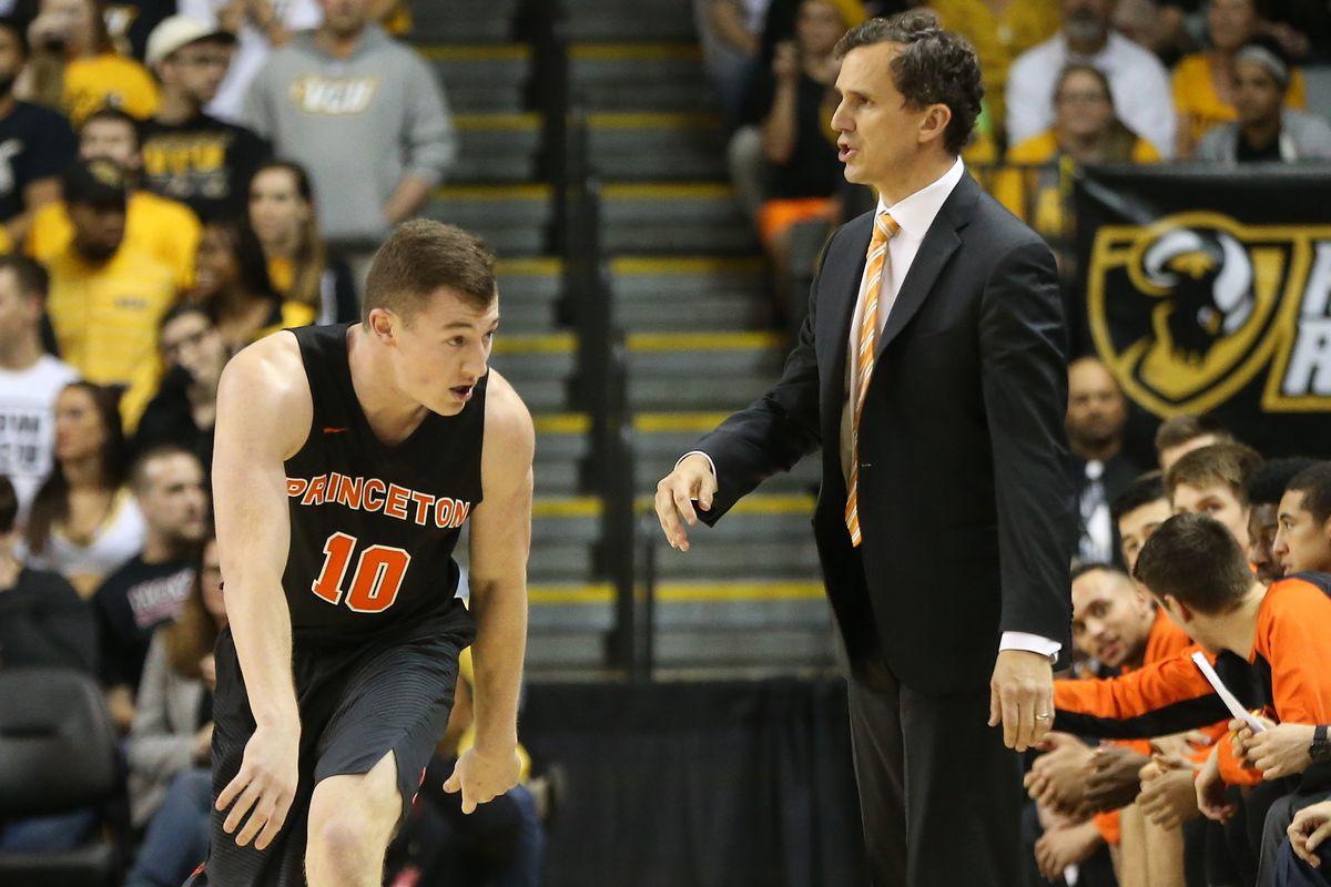 NCAA Basketball: Princeton at VCU