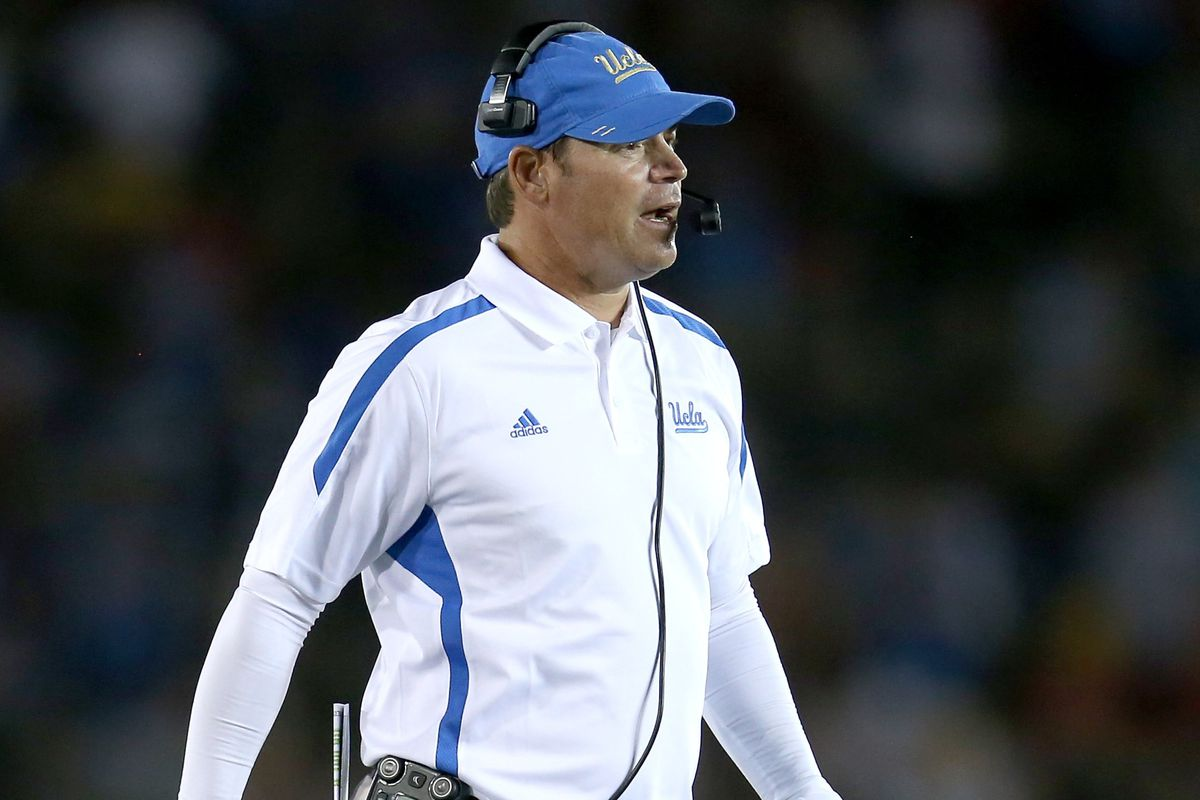 8b6e58f02 Wednesday UCLA Football Notes  Playing Fast and Wearing Navy Blue ...