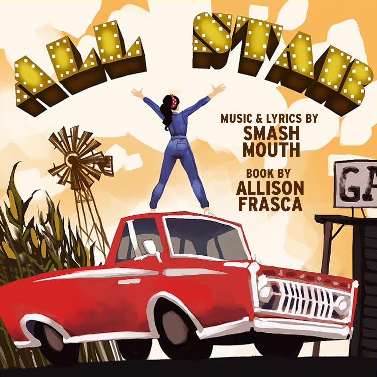 all star the broadway musical