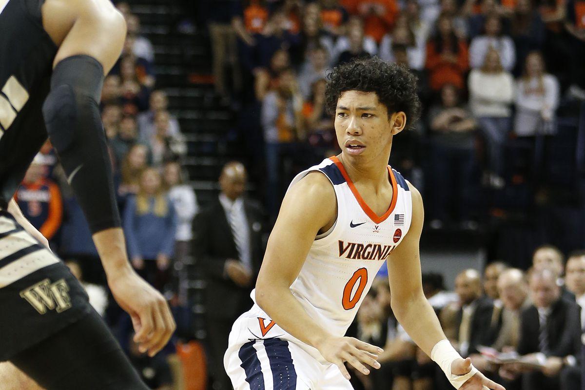 NCAA Basketball: Wake Forest at Virginia