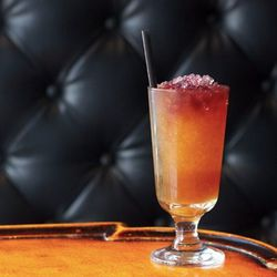 """""""The Gin Focused cocktails and cozy vibe at <b><a href=""""http://www.scofflawchicago.com/"""">Scofflaw</a></b>get me every time. One of my favorite things about Scofflaw (aside from the menu) is that it's perfect spot all year round. The patio is great on hot"""