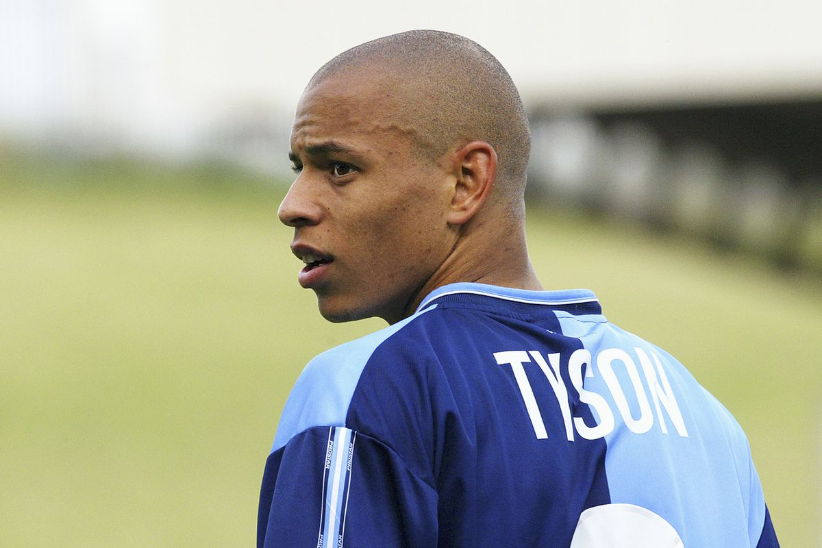 Nathan Tyson of Wycombe Wanderers