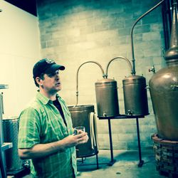 Ned Wight of New England Distilling