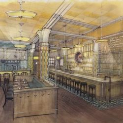 """<a href=""""http://ny.eater.com/archives/2012/10/carmellini_picks_a_name_for_his_french_project_lafayette.php"""">Coming Attractions: Carmellini's Lafayette</a>"""