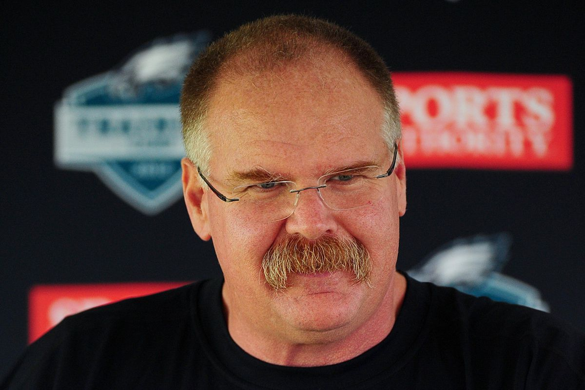 the case for andy reid