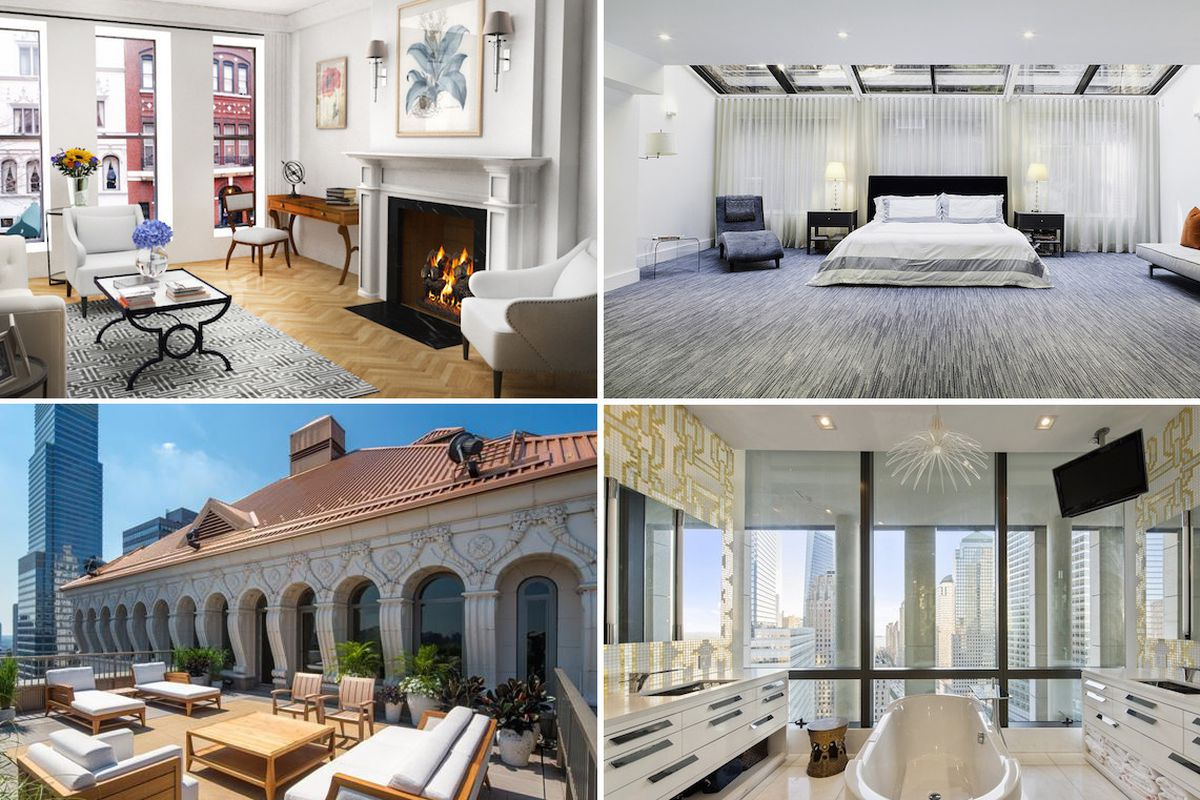 Behold The 10 Most Expensive Apartments For Rent In Nyc