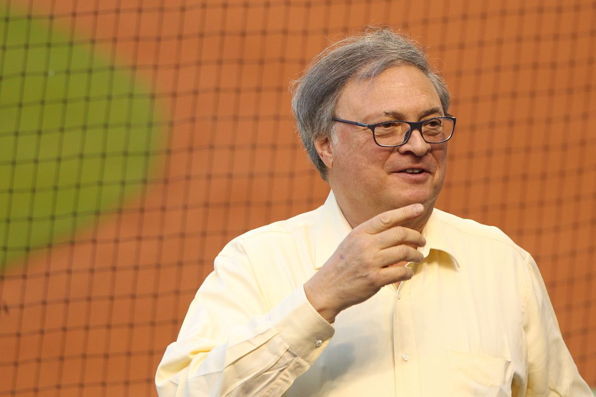 Jeffrey Loria making more hires for the front office.