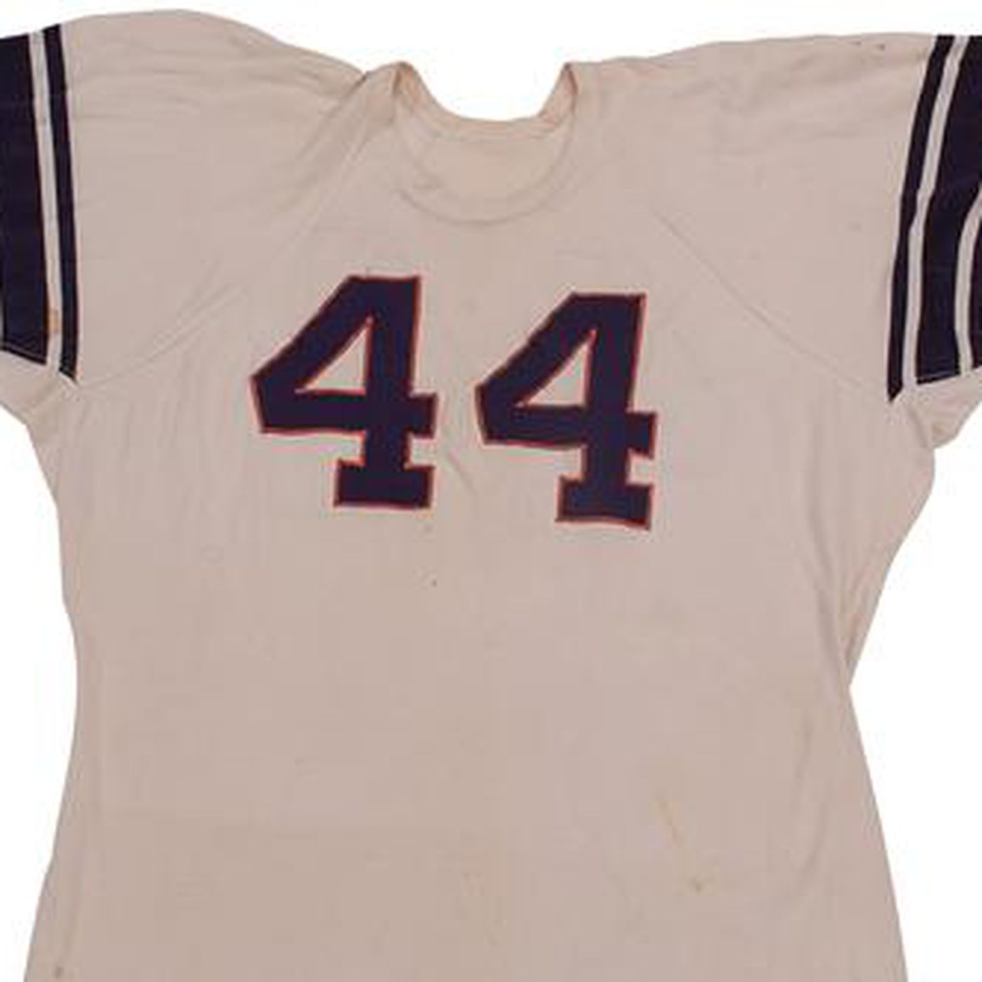 Syracuse Football  Game-Worn Ernie Davis Jersey Up for Auction - Troy Nunes  Is An Absolute Magician c133ce740