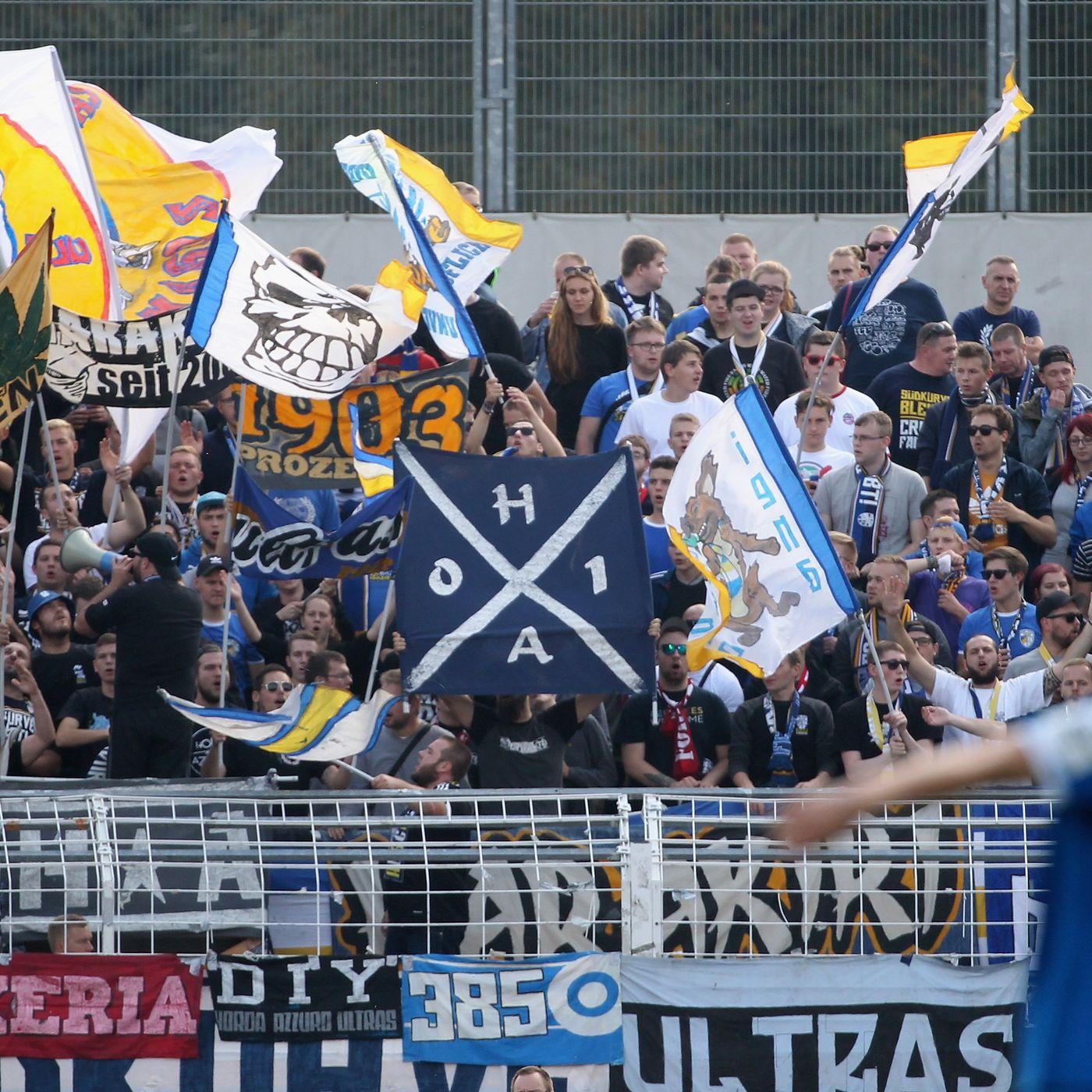 Dfb Investigates Hansa Rostock After Fish Fly In Jena Bavarian Football Works