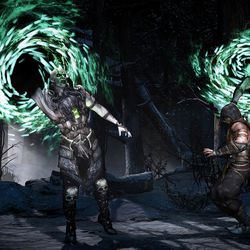 Mortal Kombat X brings back Johnny Cage, Sonya and more for its