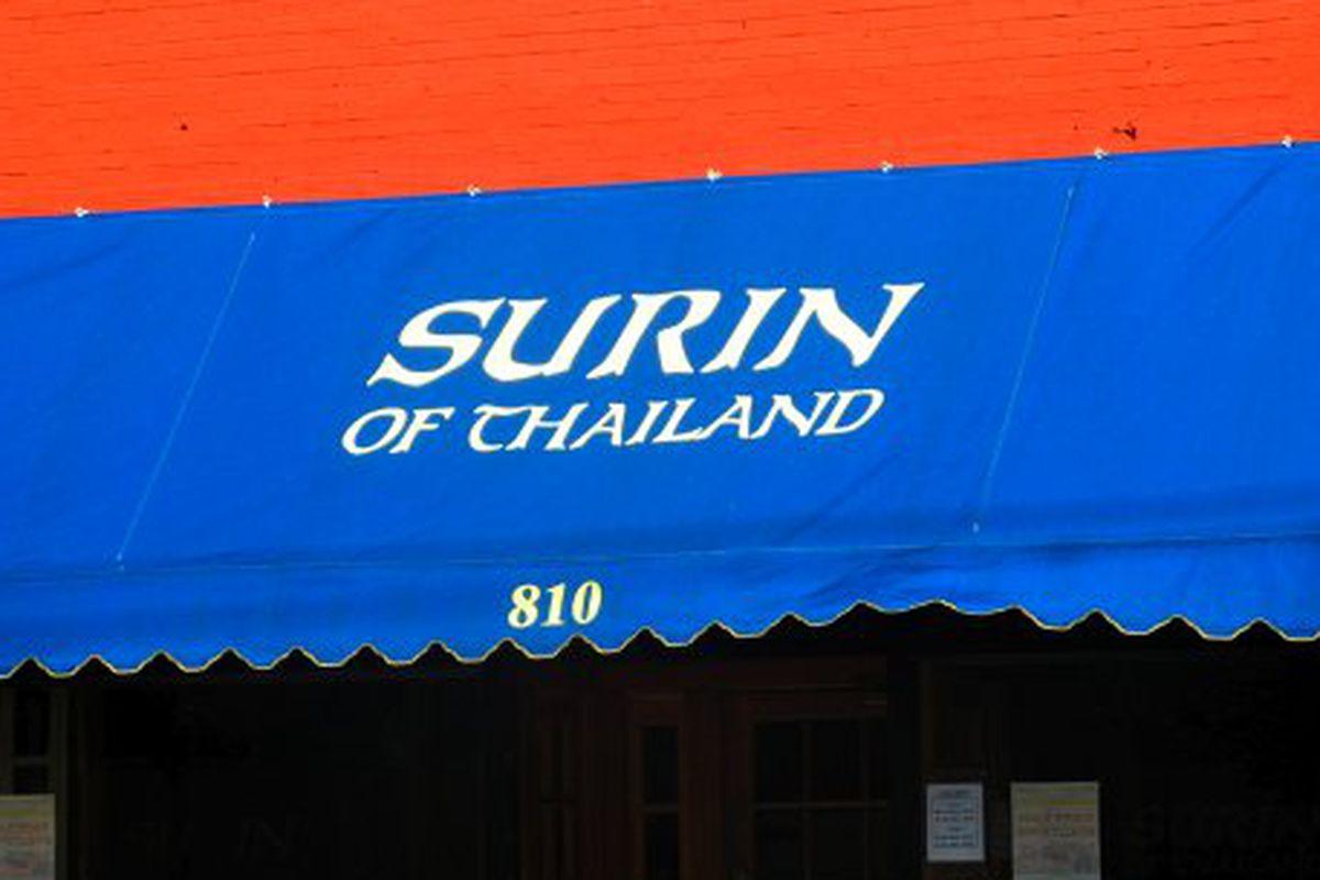 Surin of Thailand.