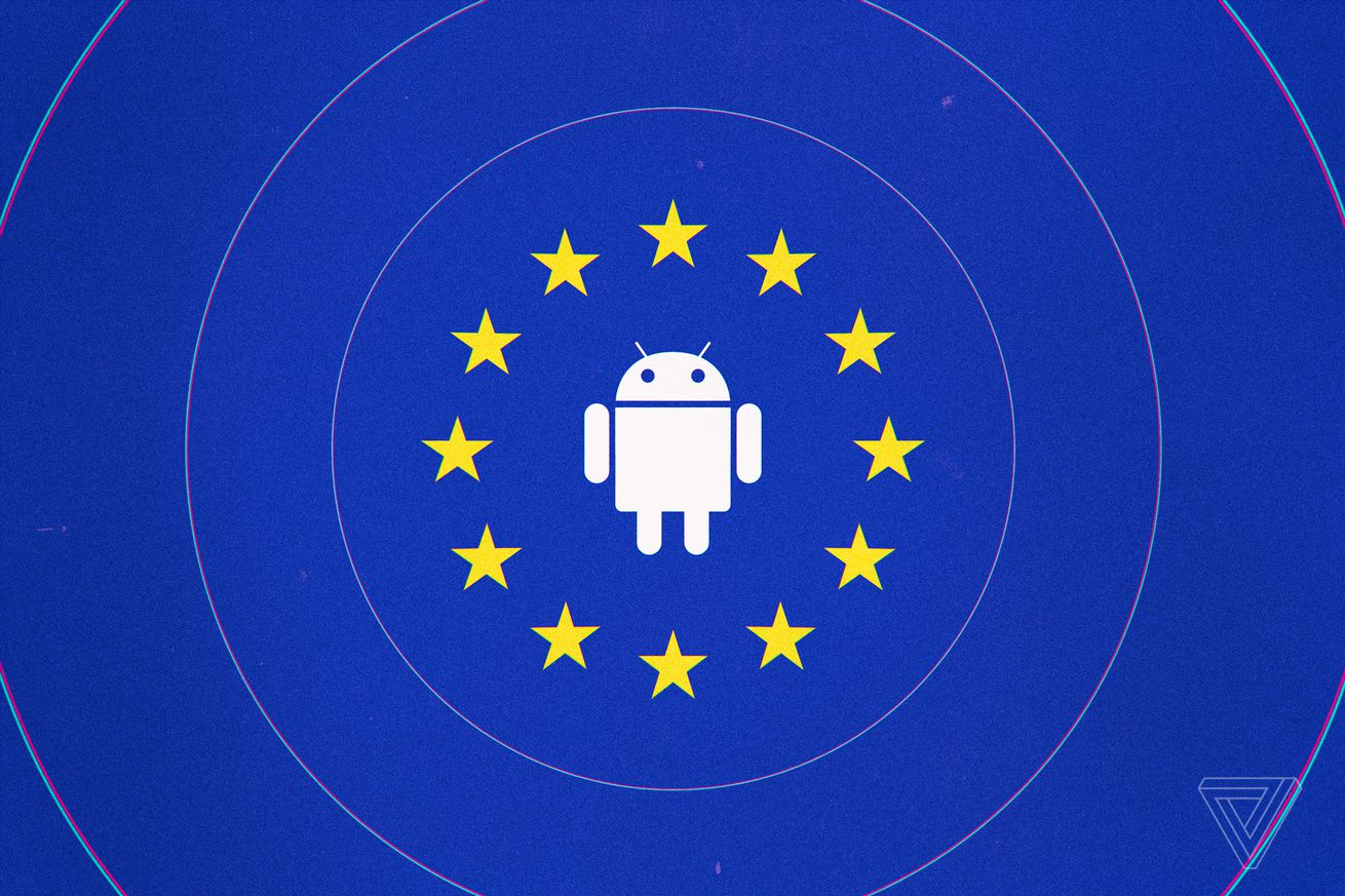 google fined a record 5 billion by the eu for android antitrust violations