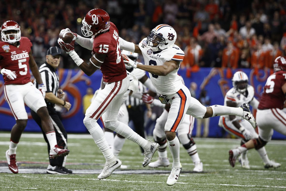 Oklahoma Sooners Football: What to Expect in 2017 - Wide Receivers ...