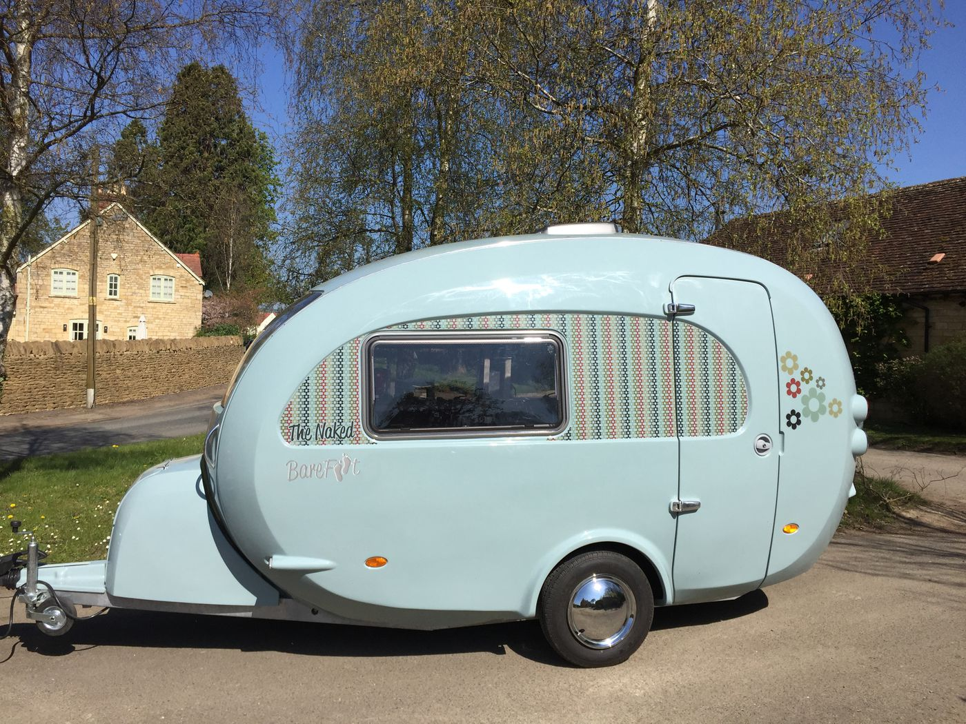 Retro-inspired camper trailer is coming to the U S  - Curbed