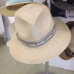 Lillian hat, $145