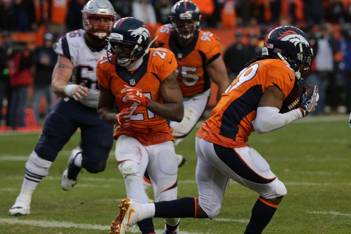 AFC Championship: New England Patriots Vs. Denver Broncos