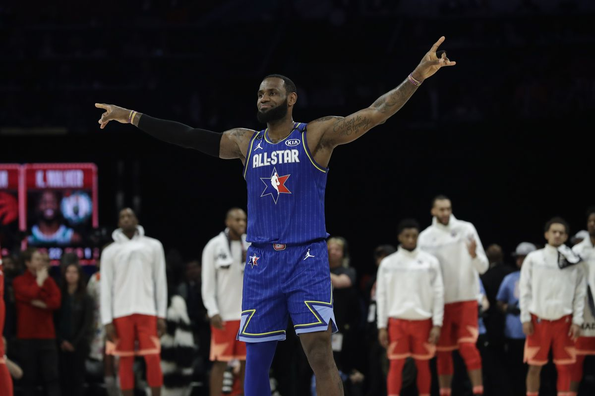 """""""I have zero energy and zero excitement about an All-Star Game this year,"""" LeBron James said. """"I don't even understand why we're having an All-Star Game, but it's the agreement."""""""