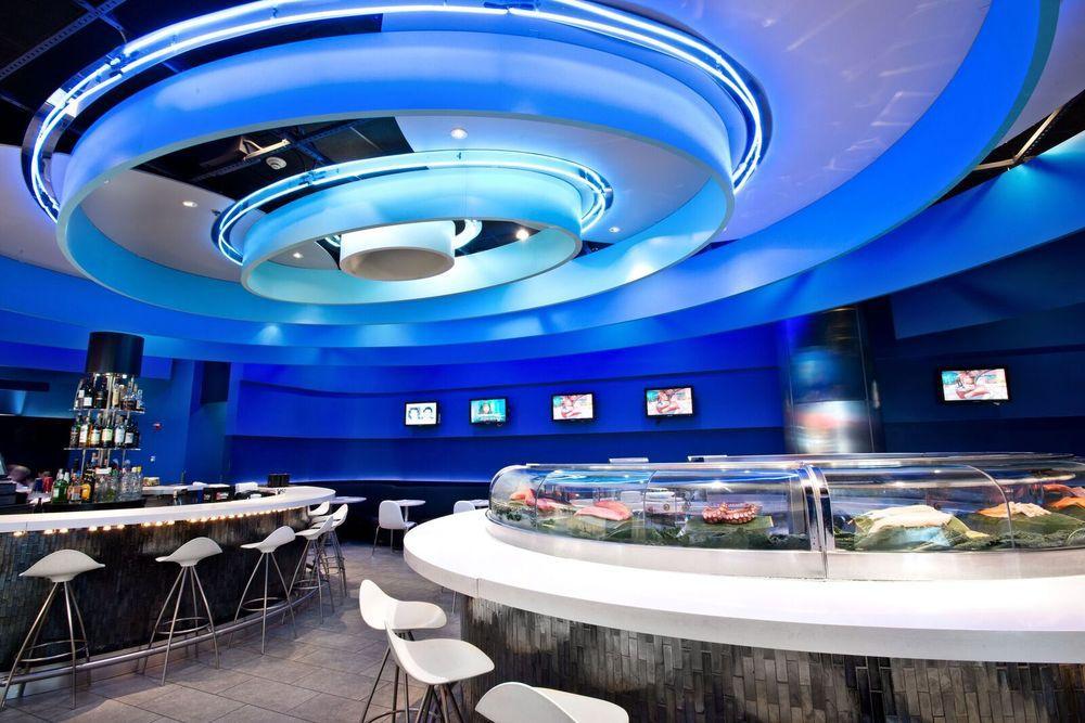 Deep Blue Sushi