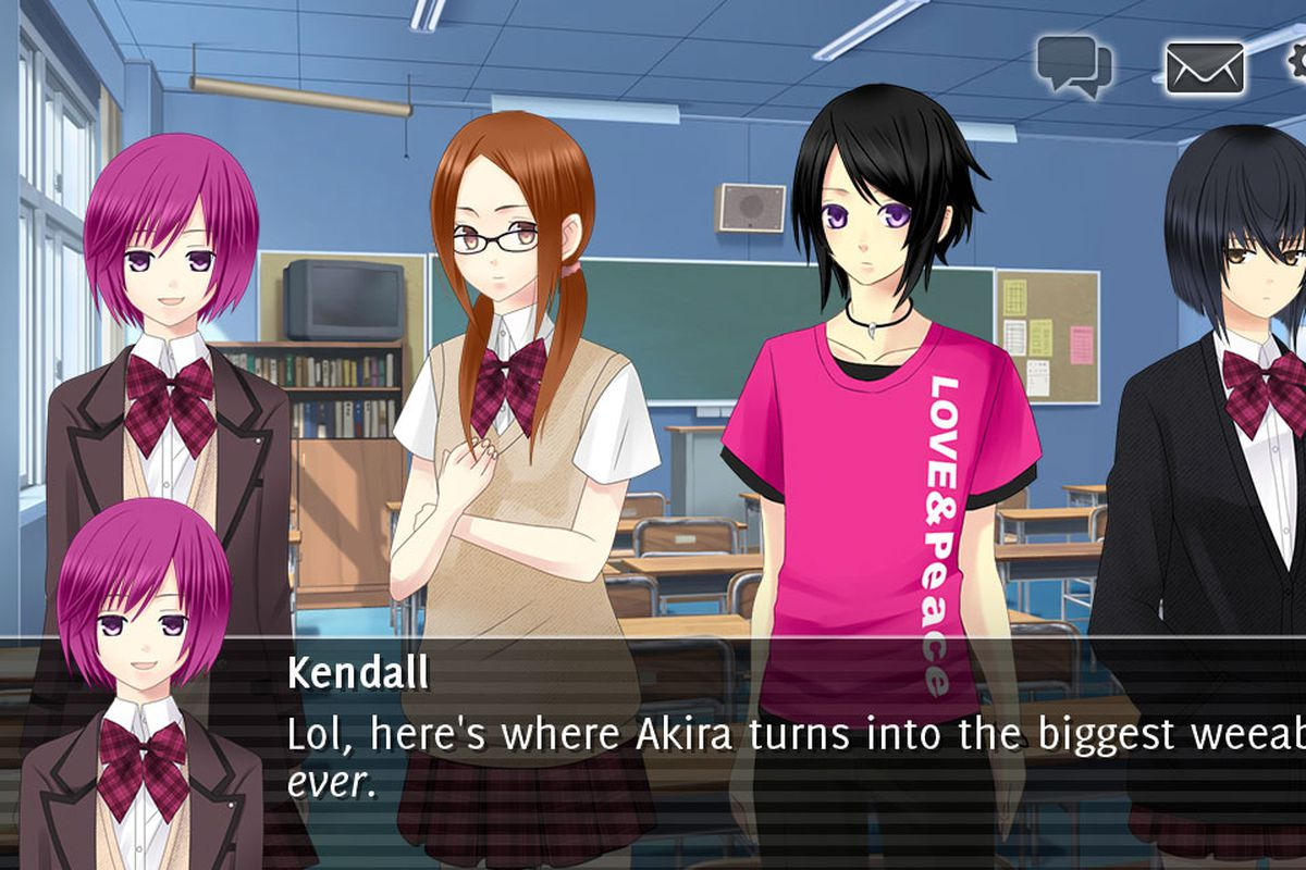 This 2011 visual novel predicted how privacy would change in