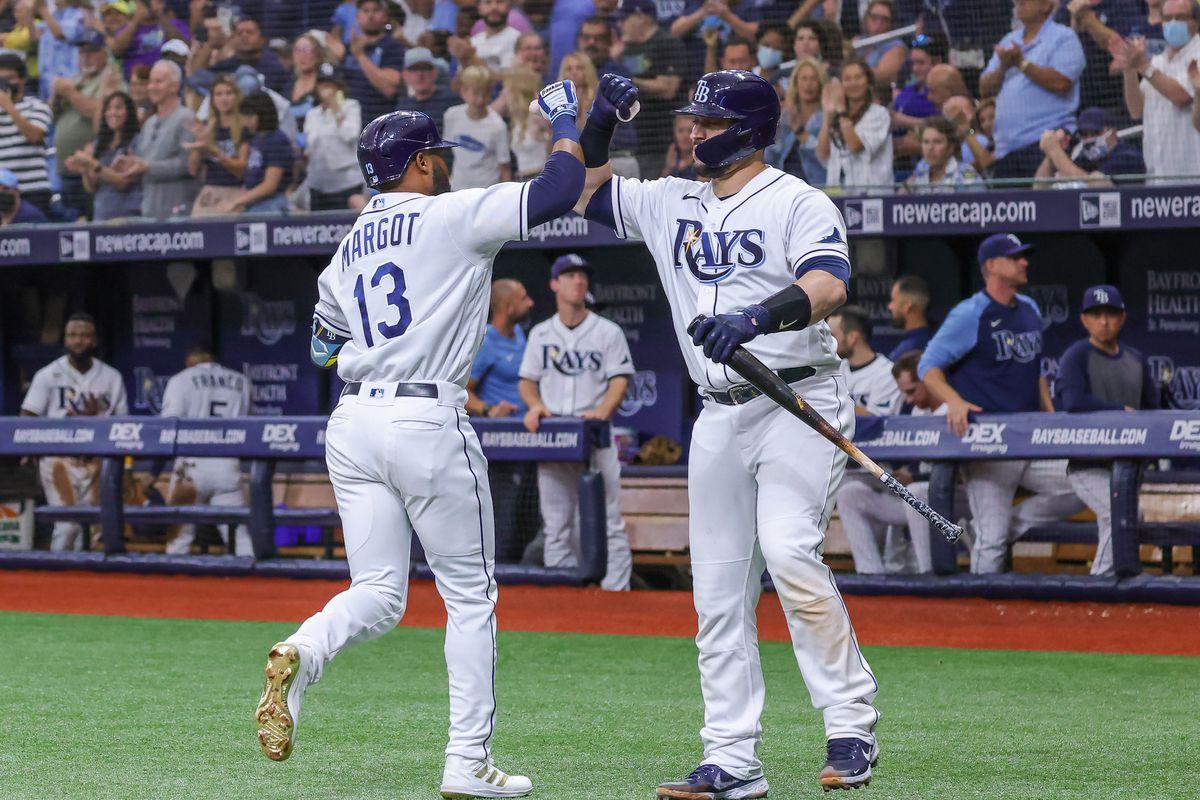 MLB: Minnesota Twins at Tampa Bay Rays