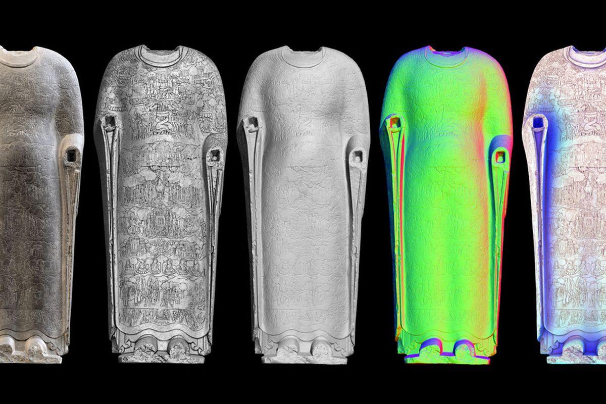 Smithsonian X 3D Explorer Scan