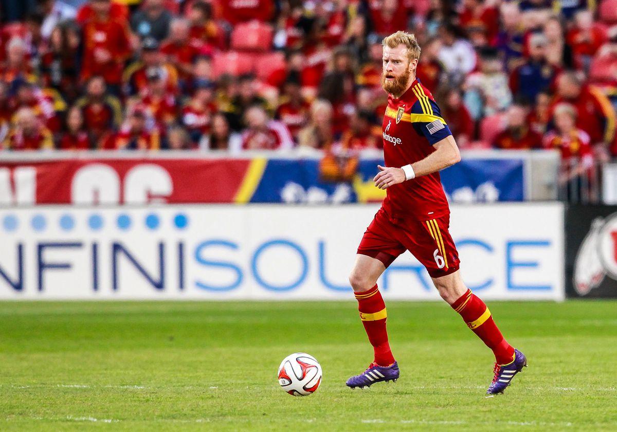 SOCCER: APR 19 MLS - Timbers at Real Salt Lake