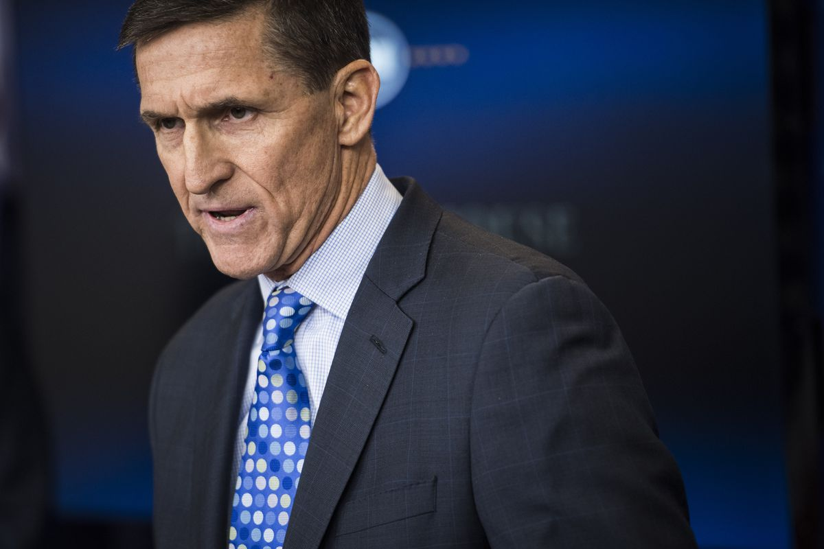 Whistleblower: Flynn told ex-partner Russian Federation  sanctions would be ripped up