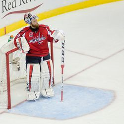 Holtby After Giving Up Four