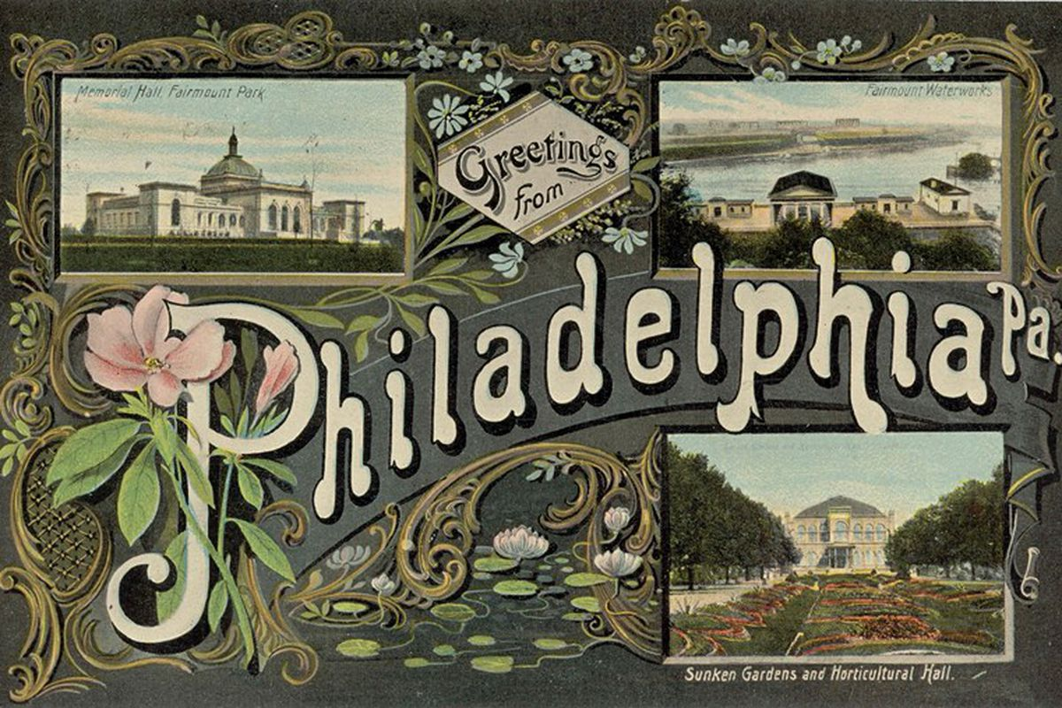Greetings From Philadelphia Flashback Friday Edition Curbed Philly