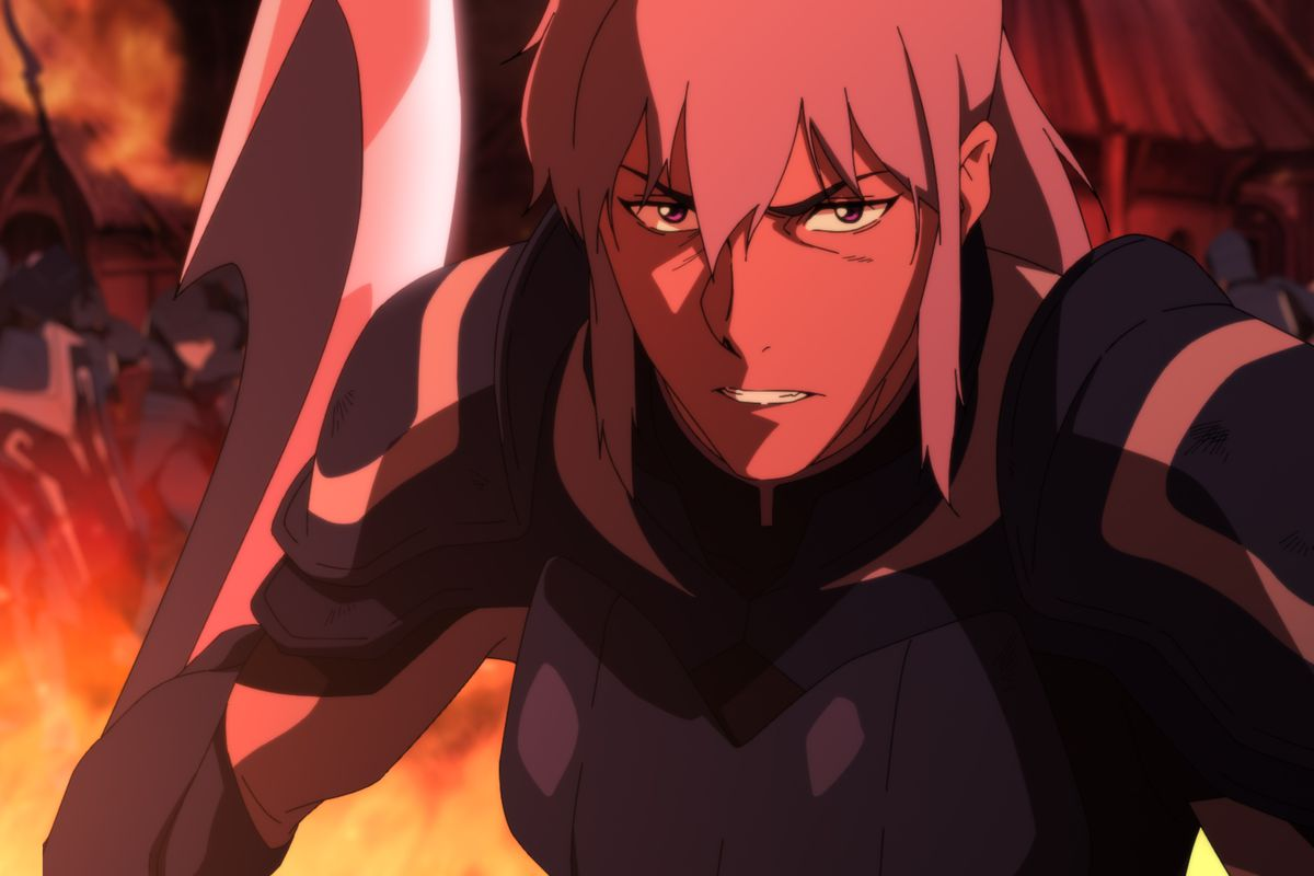 Dota: Dragon's Blood review: Netflix anime fails to show what makes Dota 2  special - The Verge