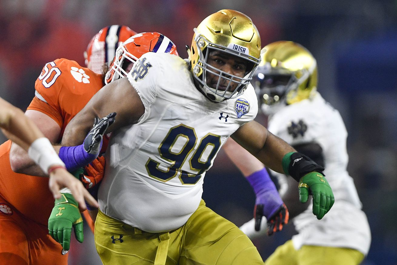 usa today 11913899.0 - The Seahawks' run defense gets bolstered by Jerry Tillery