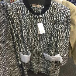 Long coat, $195 (was $695)
