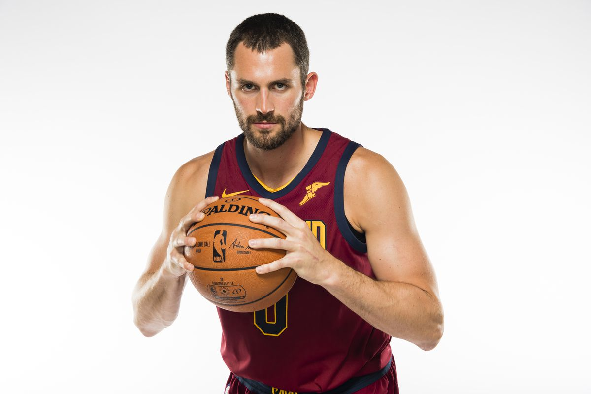 ¿Cuánto mide Kevin Love? - Altura - Real height 854171384.0