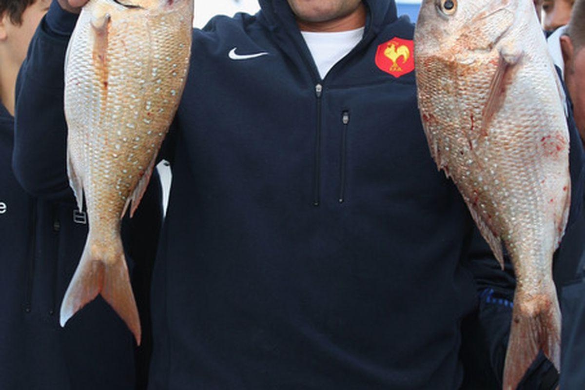 A seafood. (Photo by Sandra Mu/Getty Images)