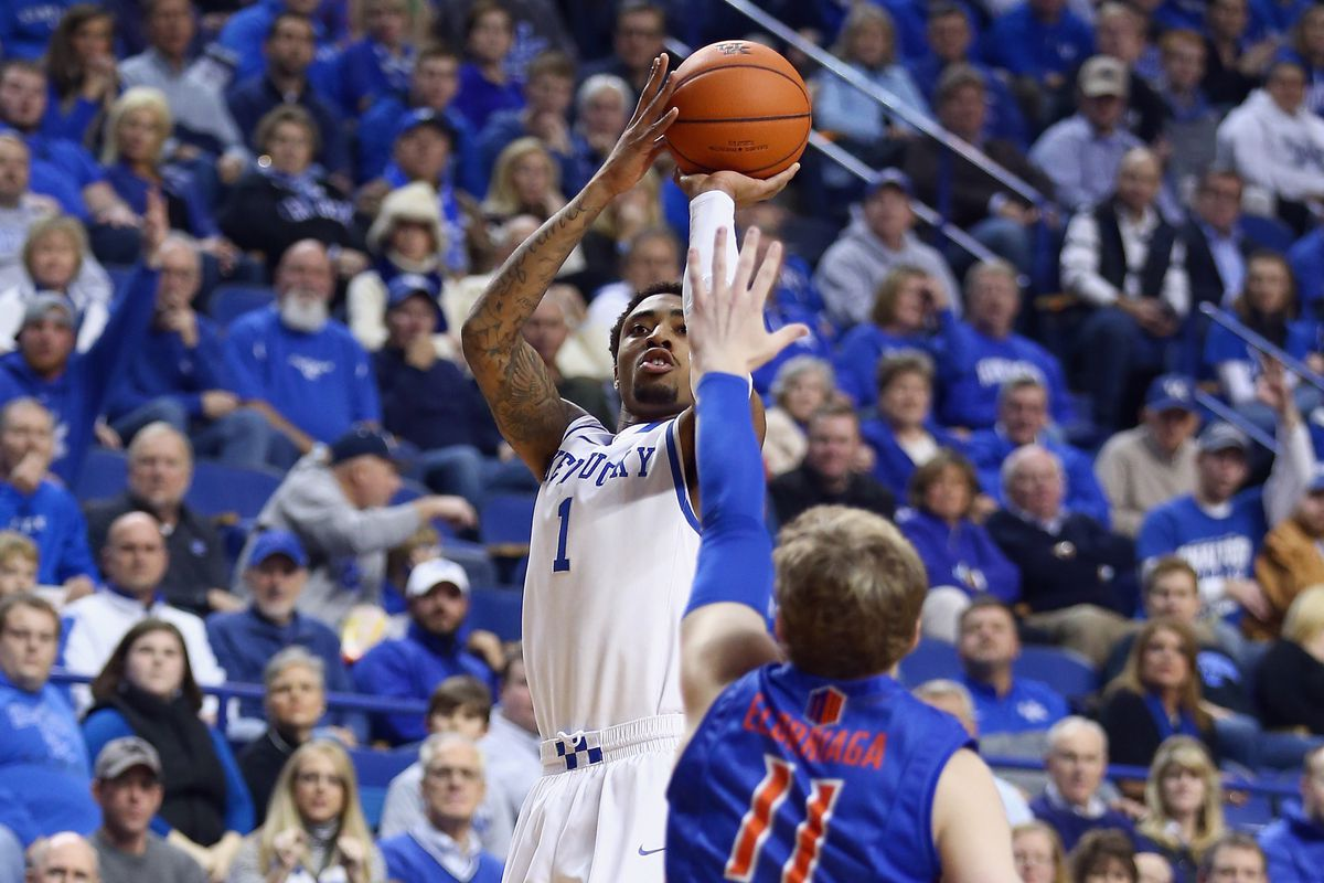 Kentucky vs. Boise State final score: James Young leads Wildcats with 21 points, 70-55 ...