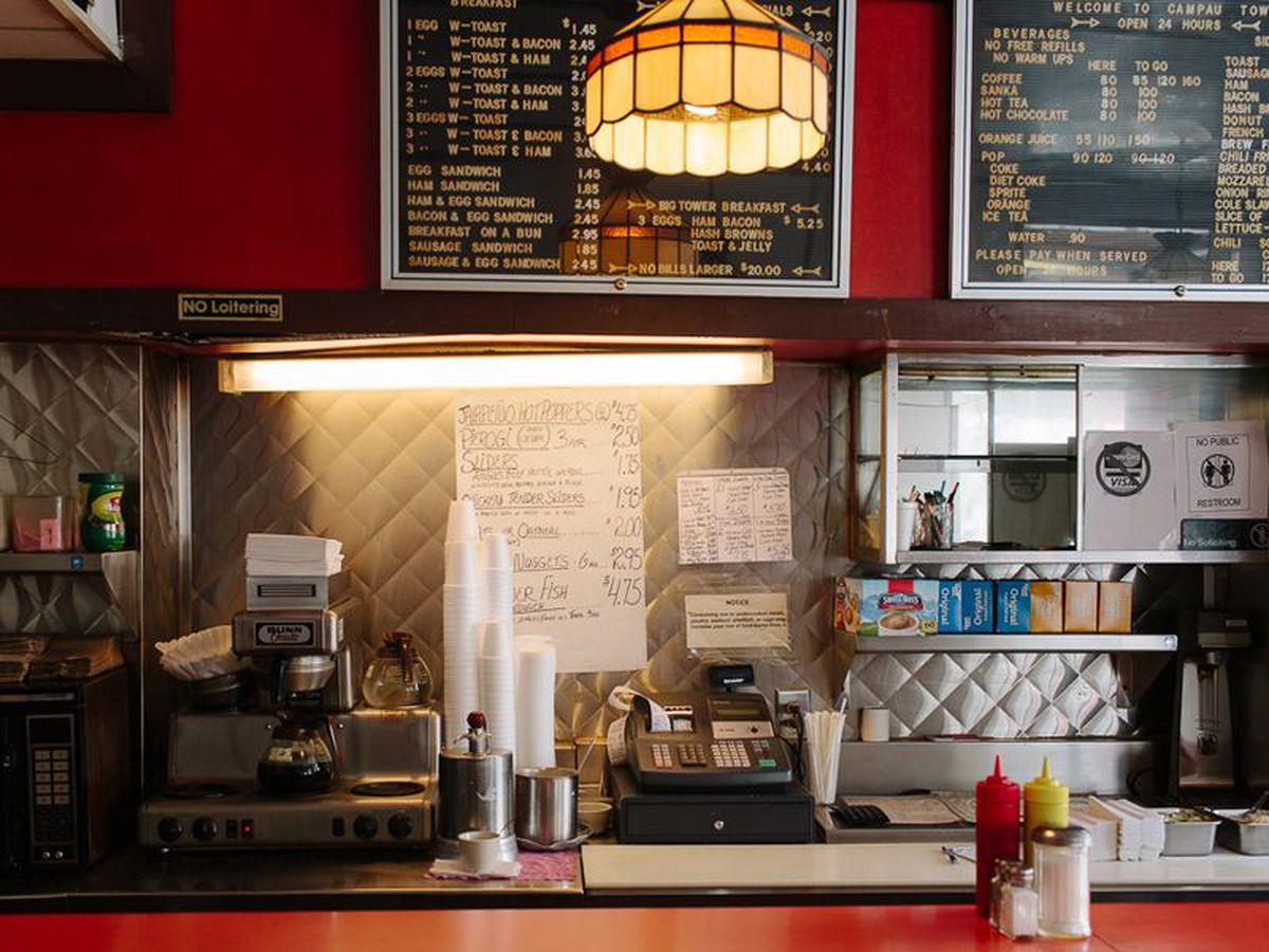 100 Cheap Restaurant Interior Design