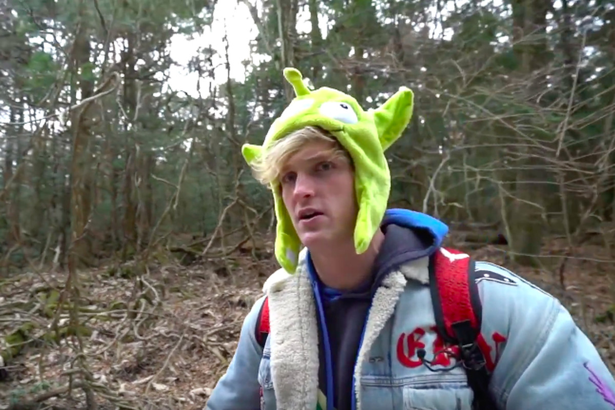 Logan Paul Bruder